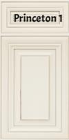 Princeton 1 – Creamy White Glazed