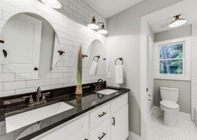 briarcliff guest bathroom